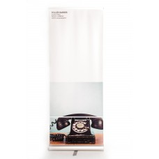 800mm x 2000mm Standard Single Sided Roller Banner
