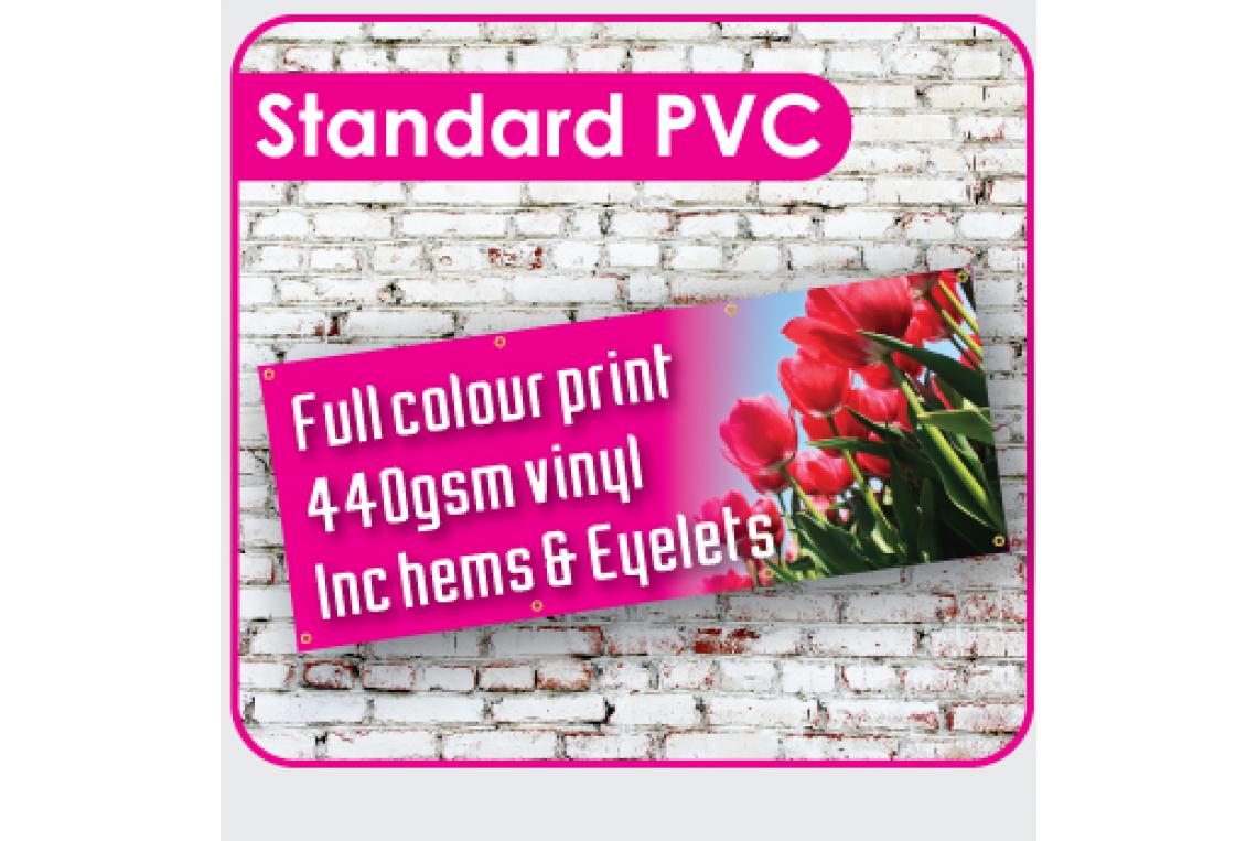 Standard PVC Banner